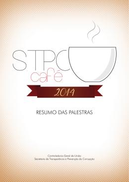 STPC Café - Resumo das Palestras - Controladoria