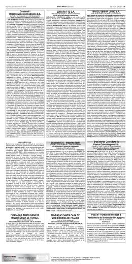 Clique AQUI para ler a Resolução - Partido da República – São Paulo