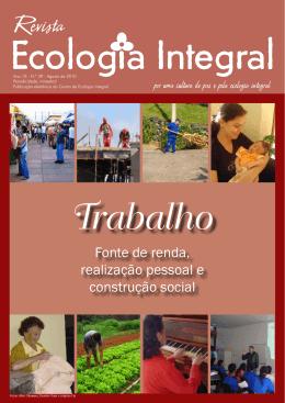 Revista - Centro de Ecologia Integral
