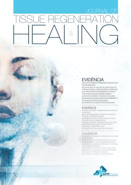 Revista em PDF - Journal of Tissue Regeneration & Healing