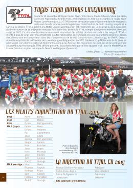 TML-Magazine MUS p18 Tugas Team Motors Lux.