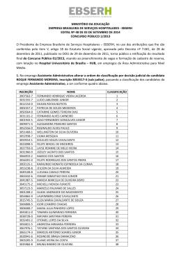Retificação_Assistente Administrativo_Roque Fernando