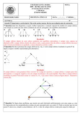 1ª Questão) Qual dos diagramas a seguir, melhor