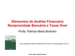7_Reciprocidade bancaria e taxas over