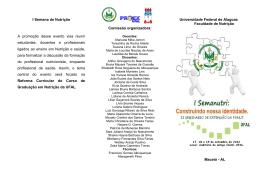 Programação - Universidade Federal de Alagoas