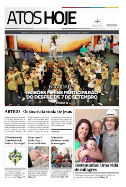 Jornal Atos Hoje Edição 35