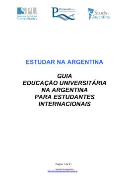 descarregar - Estudiar en Argentina