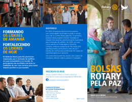 BOLSAS - Rotary International