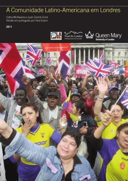 A Comunidade Latino-Americana em Londres