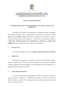 Edital N°24/2014