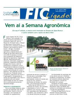 Edição 8  - Faculdade Cantareira