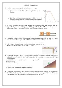 Física 1º Ano EM