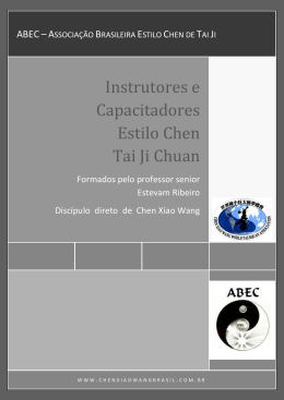 clique para ampliar - Associação Brasileira Estilo Chen de Tai Chi