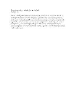 Tarefa 3 - LogisticaObjetiva121