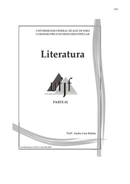Literatura – Parte 02