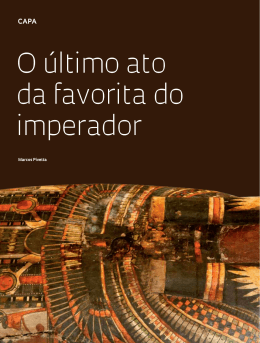 o último ato da favorita do imperador