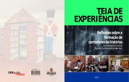 Teias de experiências - Prefeitura de São Paulo