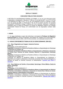 Edital nº 230/2015