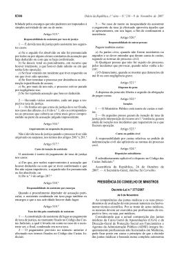 Decreto-Lei n.º 377/2007