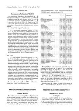 Decreto-Lei n.º 95/2013