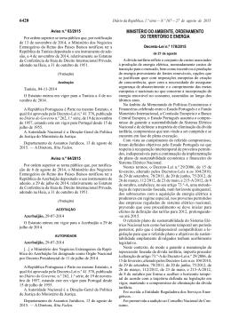 decreto-lei 178/2015