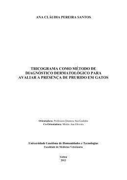 Dissertação de l - Ana Cláudia Santos