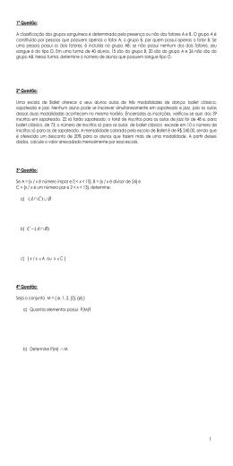 coletânea de questões dos testes-1a cert-2014