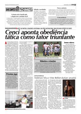 Jornal Hoje - 15 - Esportes