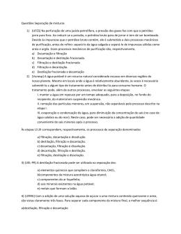 2ª Aula – Lista de Exercícios (17-04-2013)