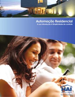 Automação Residencial - Home Automation, Inc.