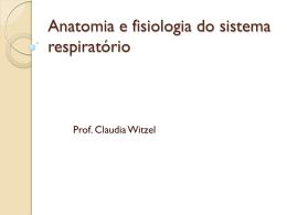 Anatomia e fisiologia do sistema respiratório (1)