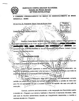 GUSTAVO COSTA AGUIAR OLIVEIRA Estado de Minas