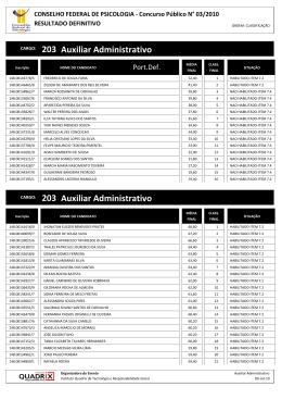 Auxiliar Administrativo Auxiliar Administrativo