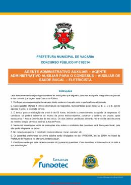 agente administrativo auxiliar – agente administrativo auxiliar para o