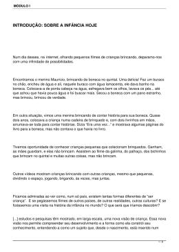 MÓDULO I - Direcional Educador
