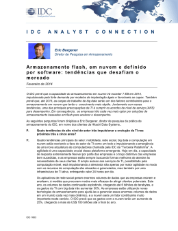 IDC Analyst Connection Paper