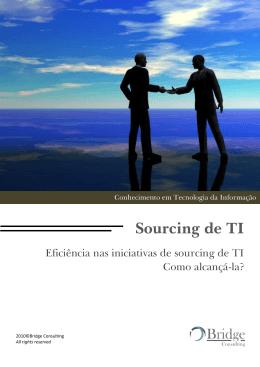 Eficiência_nas_Iniciativas_de_Sourcing_de_TI – Como Alcançá-la?