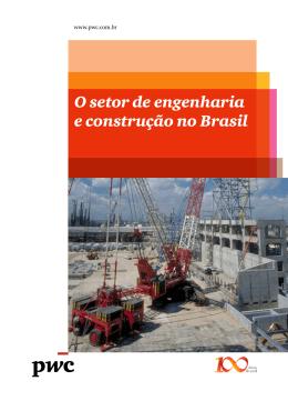 O setor de engenharia e construção no Brasil