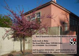 contactos - Agrupamento de Escolas Padre Bartolomeu de Gusmão