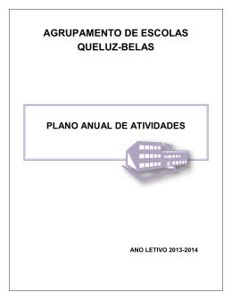 AGRUPAMENTO DE ESCOLAS QUELUZ