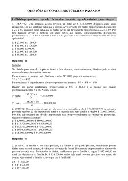 150 questões de Matemática Financeira