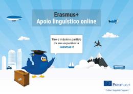Apresentação – Avaliação de língua