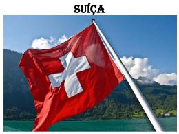 Apresentação sobre a Suíça