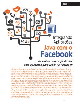 Integrando Aplicações Java com o Facebook