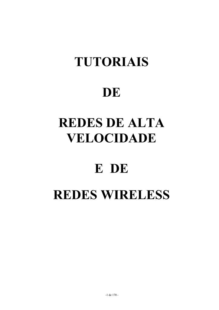 Tutoriais de redes de alta velocidade e de redes wireless fandeluxe Gallery