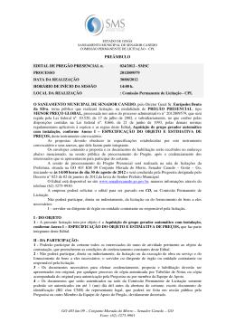 GO 403 km 09 – Conjunto Morada do Morro – Senador Canedo