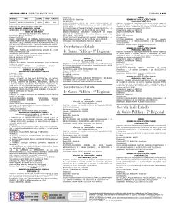 caderno 3 9 segunda-feira, 20 de outubro de 2014