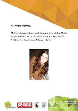 Ana Amélia Pires Dias,