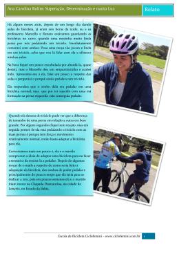 Ana Carolina Rolim: Superação, Determinação e muita