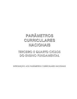 Introdução aos PCNs - Ministério da Educação